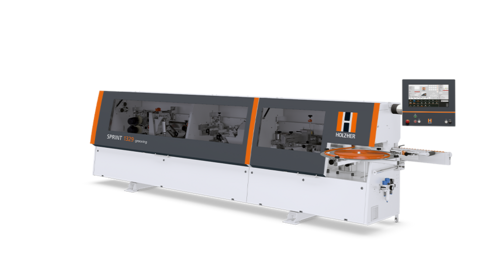 With the SPRINT 1329 power edge banding machine you get edge banding technology at the highest level