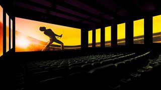 High-quality equipment of cinemas in France with nesting technology