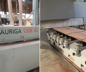 References Riedinger from Bühl is very satisfied with the edgebander and the CNC machine