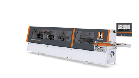 With the edgebanding machine SPRINT 1329 multi you get multifunction technology on the highest level